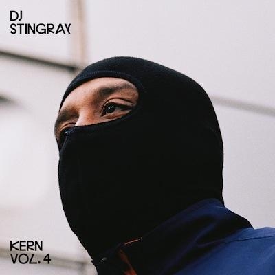 Kern Vol.4 Mixed By DJ Stingray CD