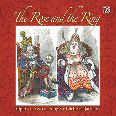 ニコラス・ジャクソン/Nicholas Jackson: The Rose and the Ring[NI6339]