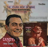 The Young Beat of Rome & Candy's Theme and Other Sweets CD