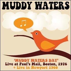 Muddy Waters Day Boston 1976 + Live In Newport 1960 CD