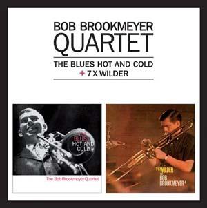 Bob Brookmeyer Quartet/The Blues Hot And Cold/7 X Wilder[131613]