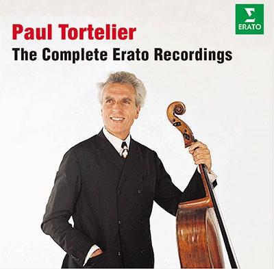 ポール・トルトゥリエ/Paul Tortelier - The Complete Erato Recordings<タワーレコード限定>[WKC4D0052]
