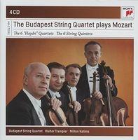 Mozart: The 6 Haydn Quartets & The 6 String Quartets<完全生産限定盤>