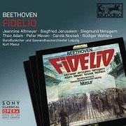 クルト・マズア/Beethoven: Fidelio [88875194822]