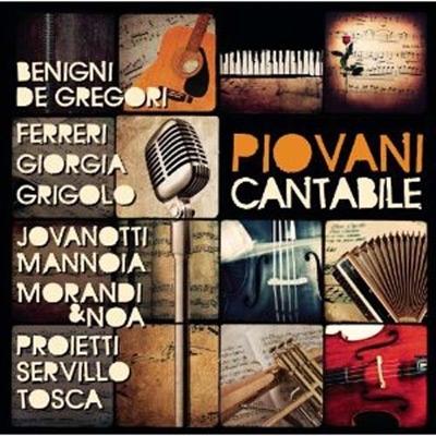 Nicola Piovani/Cantabile[88883703272]