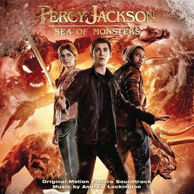 Andrew Lockington/Percy Jackson: Sea of Monsters [88883758272]