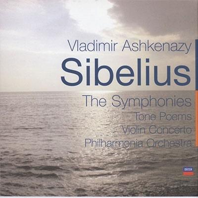 シベリウス: 交響曲全集、他