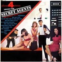 Themes For Secret Agents<初回限定盤> LP