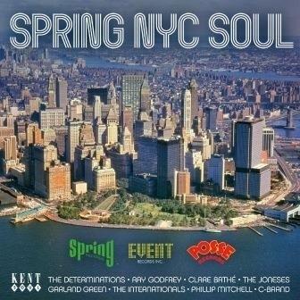 Spring NYC Soul CD
