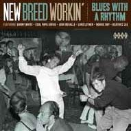 New Breed Workin: Blues With a Rhythm CD