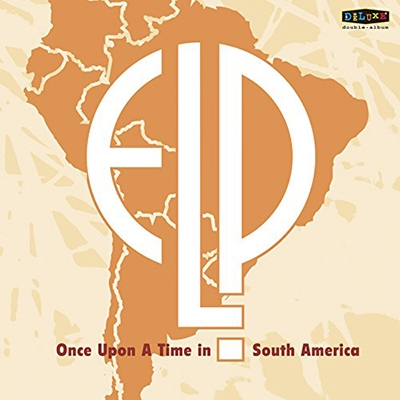 Emerson, Lake & Palmer/Once Upon A Time In South America [3345]