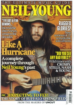 UNCUT-ULTIMATE MUSIC GUIDE: NEIL YOUNG