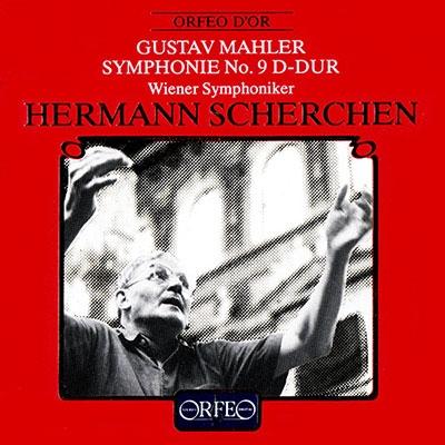 ヘルマン・シェルヘン/Mahler : Symphony no 9 / Scherchen, VSO [C228901DR]