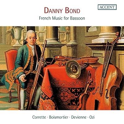 フランスのファゴット音楽集