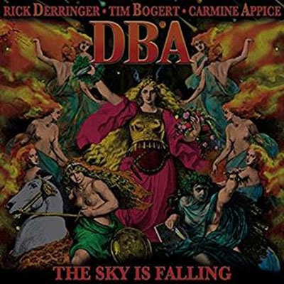 DBA (Rock)/The Sky Is Falling[MTLV1992]
