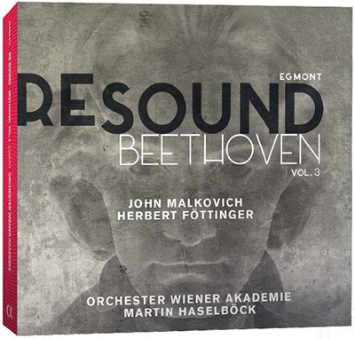 マルティン・ハーゼルベック/RE-SOUND BEETHOVEN -Vol.3- ベートーヴェン「エグモント」(全)&序曲「献堂式」 〜初演時の響きを求めて〜[ALPHA472]