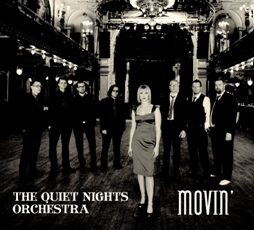 The Quiet Nights Orchestra/Movin'[LCMD-0012]