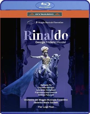 ヘンデル: 歌劇《リナルド》