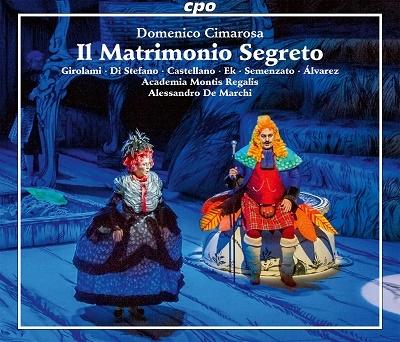 チマローザ: 歌劇《秘密の結婚》
