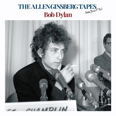 THE ALLEN GINSBERG TAPES <San Jose 1965> CD