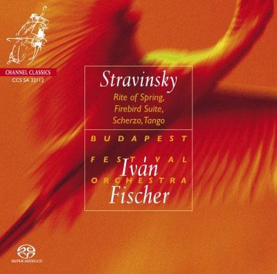 ストラヴィンスキー: バレエ音楽《春の祭典》、バレエ組曲《火の鳥》(1919年版)、他<限定盤>