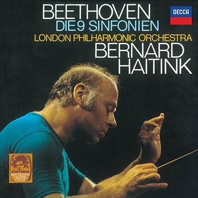 ベルナルト・ハイティンク/ベートーヴェン: 交響曲全集, 序曲集, 交響曲第8番(RCO) [PROC-1614]