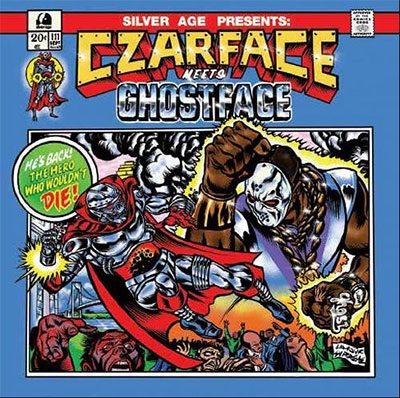 CZARFACE MEETS GHOSTFACE CD