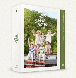 BTS (防弾少年団)/2017 BTS SUMMER PACKAGE VOL.3 [DVD+写真集+グッズ] [TRSBTS-5005]