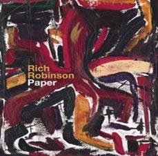 Rich Robinson/Paper (2016 Reimagining Album)[0416452]