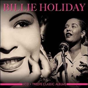 Billie Holiday/Twelve Classic Albums[RTRCDBOX12]
