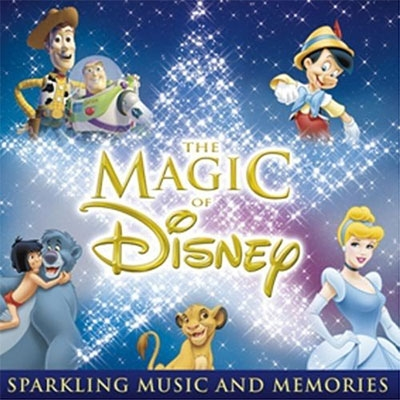The Magic of Disney CD