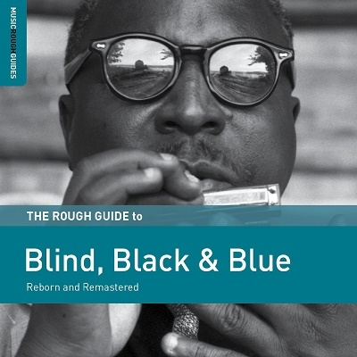 The Rough Guide to Blind, Black & Blue CD