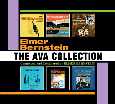Elmer Bernstein/Elmer Bernstein: The Ava Collection [INTRADA262]