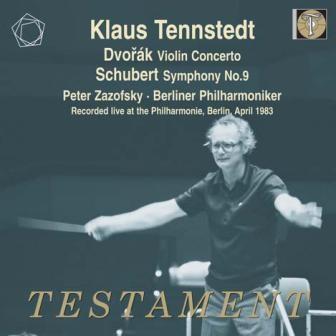 クラウス・テンシュテット/Schubert: Symphony No.9