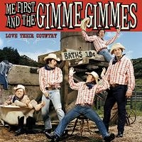 Me First and the Gimme Gimmes/Love Their Country[FAT712CD]