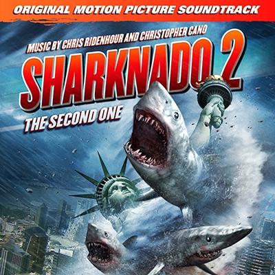 Ramin Kousha/Sharknado 2: The Second One [MVD6768A]