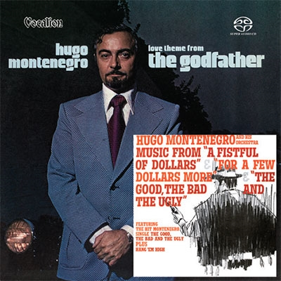 Love Theme From The Godfather SACD Hybrid