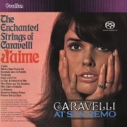 Caravelli at San Remo & J'aime SACD Hybrid