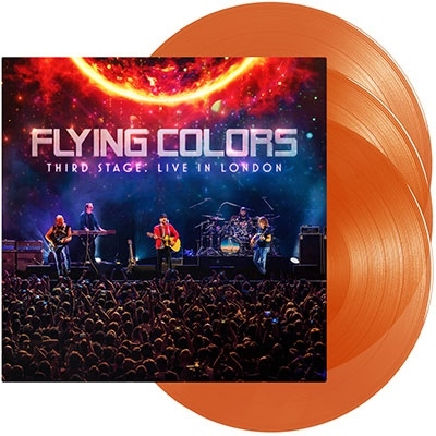 Third Stage: Live in London<Orange Vinyl> LP
