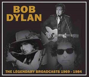 The Legendary Broadcasts 1969-1984 CD