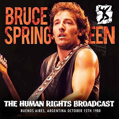 The Human Rights Broadcast CD