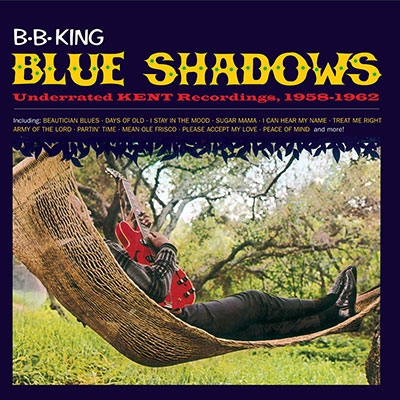 Blue Shadows Underrated KENT Recordings, 1958-62<限定盤> CD
