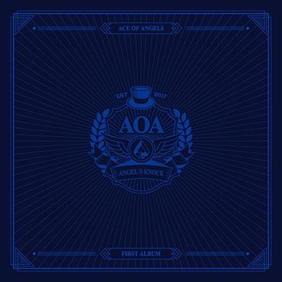 Angel's Knock: AOA Vol.1 (B-Ver) CD