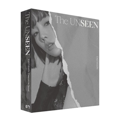 TAEYEON Concert The Unseen [Kit Video] Accessories
