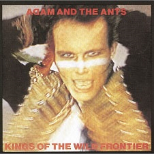 Adam &The Ants/Kings of the Wild Frontier (Super Deluxe Edition) [2CD+DVD+LP]<完全生産限定盤>[88875085842]