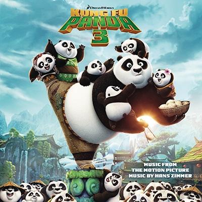 Hans Zimmer/Kung Fu Panda 3[88875182862]