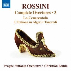 クリスティアン・ベンダ/Rossini: Complete Overtures Vol.3 [8570935]