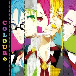 PointFive(.5)/COLOUR [CD+DVD]<初回生産限定盤>[KDSD-428]
