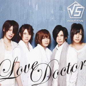 Root Five 5 Love Doctor Cd Dvd Pvイラストver 初回生産限定盤