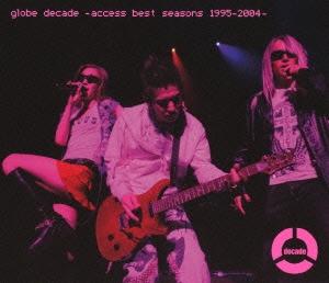 globe decade -access best seasons 1995-2004- Blu-ray Disc